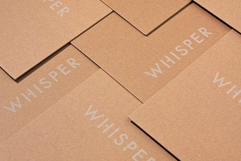 Whisper Editions